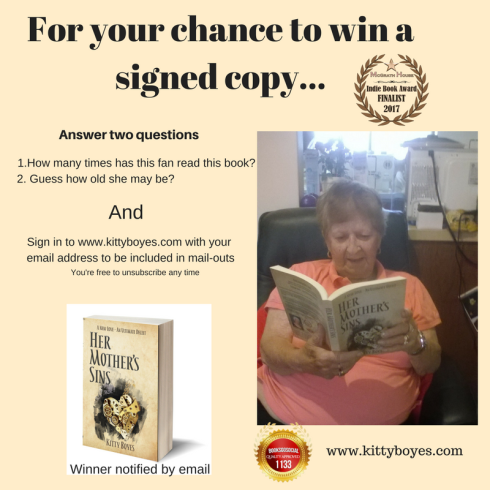 Win a signed copy